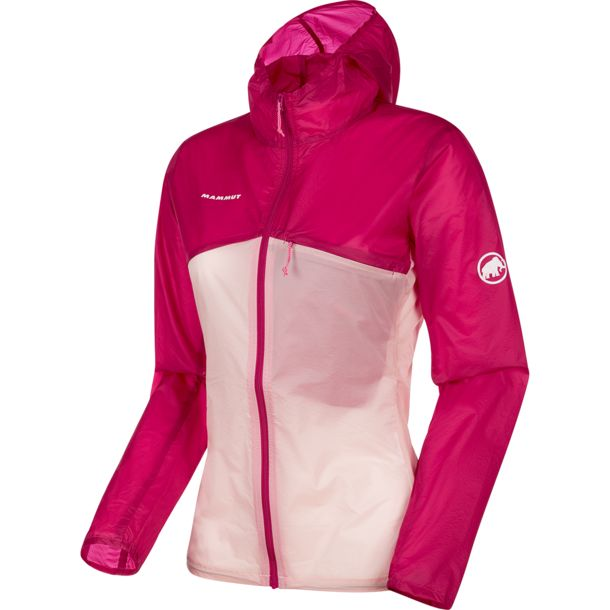 factory price 8be5b d27d9 Damen Convey WB Hoody Jacke pink-candy S