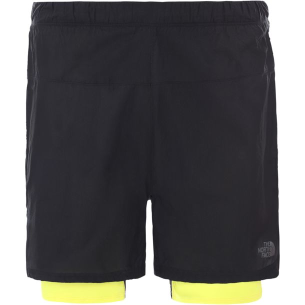 The North Face Herren Better Than Concept Shorts tnf black-tnf lemon XL